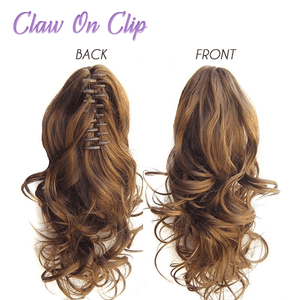 Ponytail Extension Clamp