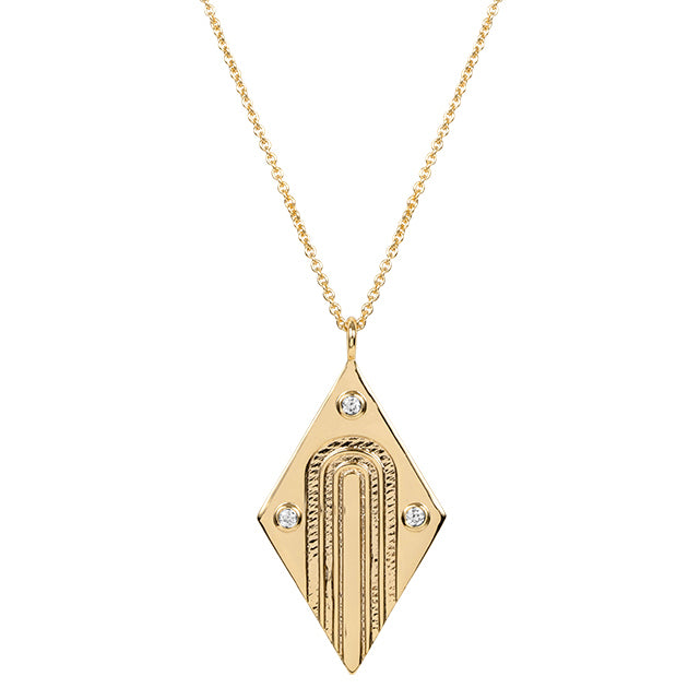 Arc Deco Pendant
