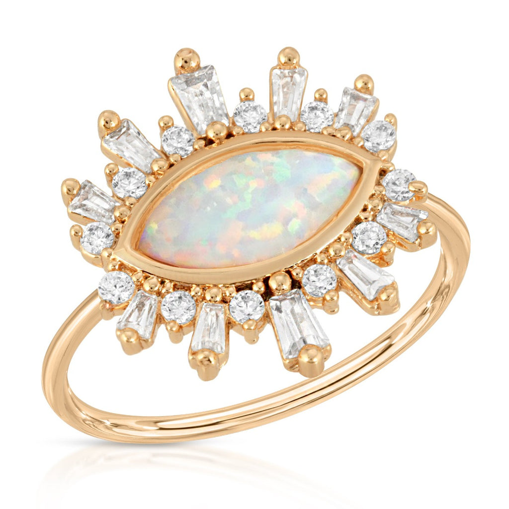 Athena Ring - Opal