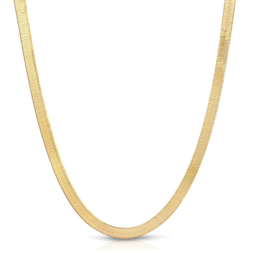 Slink chain Necklace