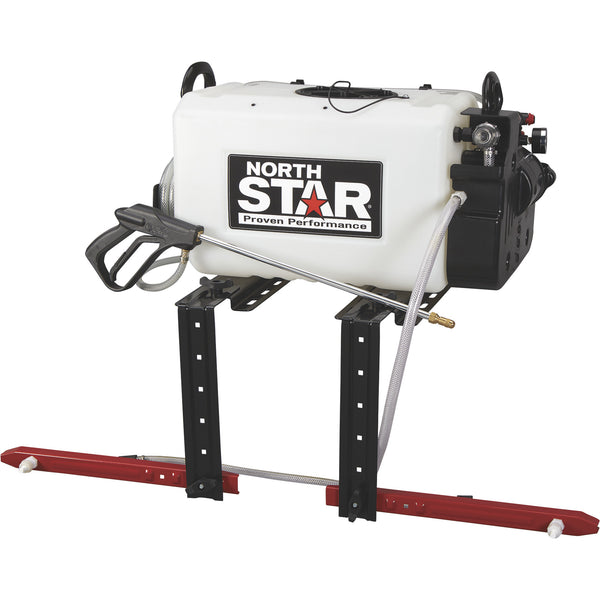 NORTHSTAR 100L SPOT SPRAYER WITH TWO NOZZLE BOOM