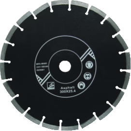 BLADE DIAMOND ASPHALT 14""