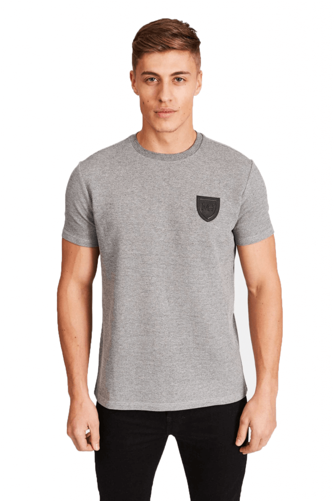Paris Grey T-Shirt