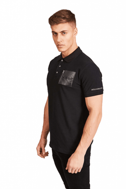Lille Polo Black T-Shirt