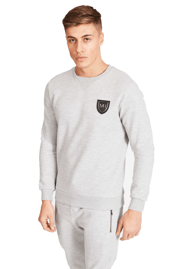Caxton Grey Sweater