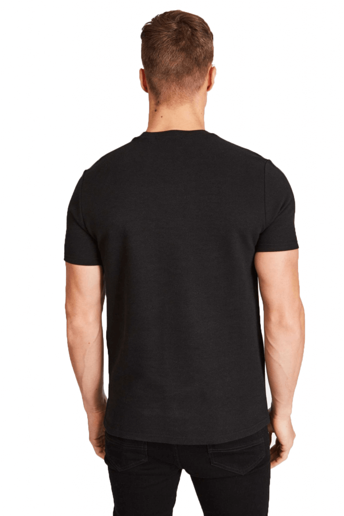 Paris Black T-Shirt