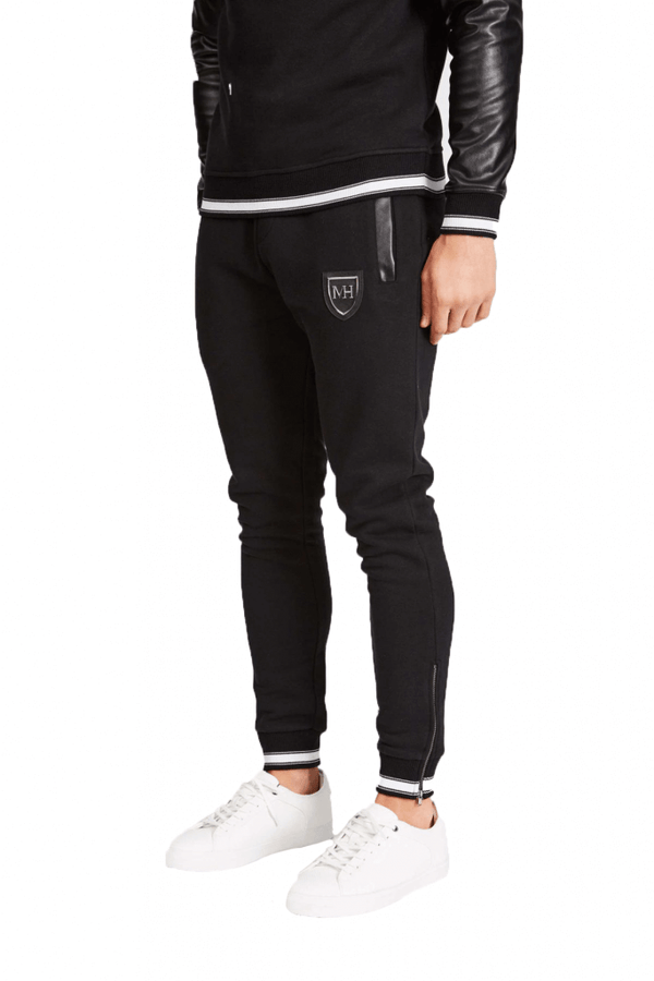 Bordeux Black Jogger
