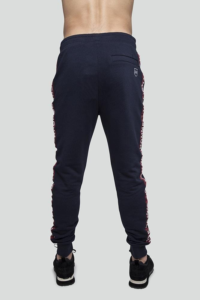 Classic Taped Navy Jogger