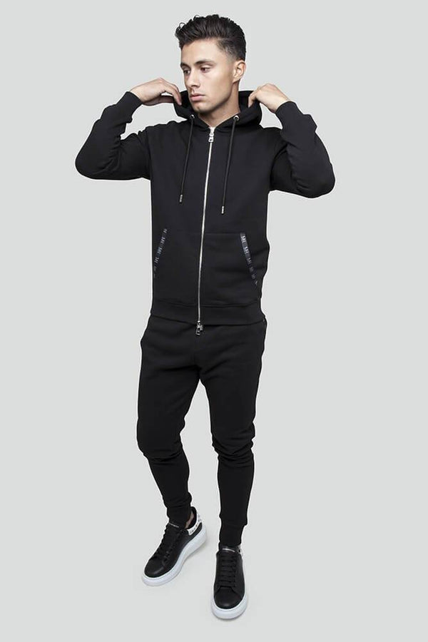Essential Black Jogger