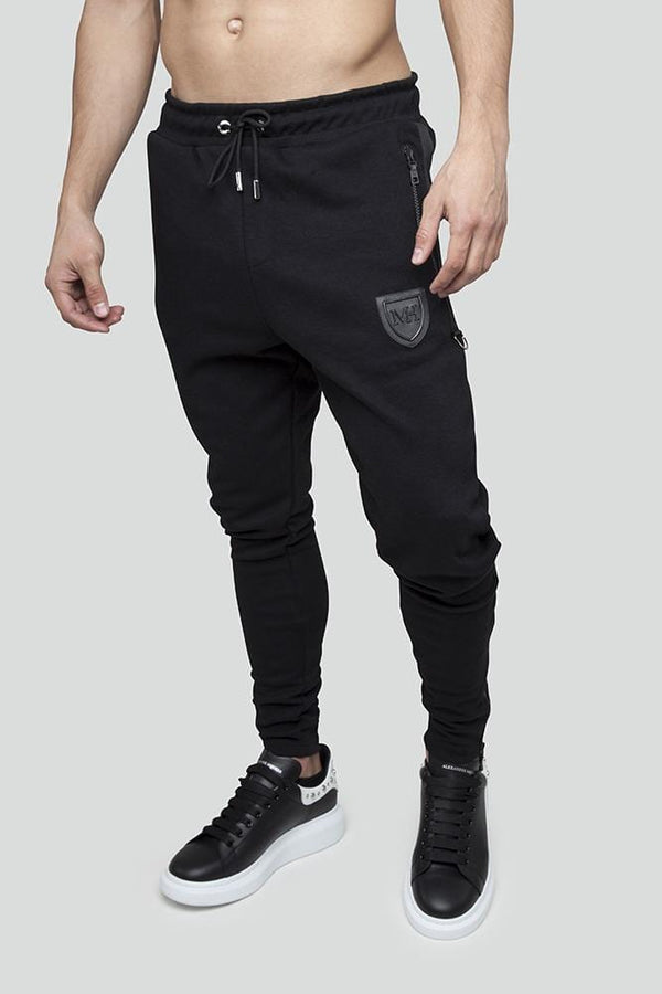 Platinum Black Jogger