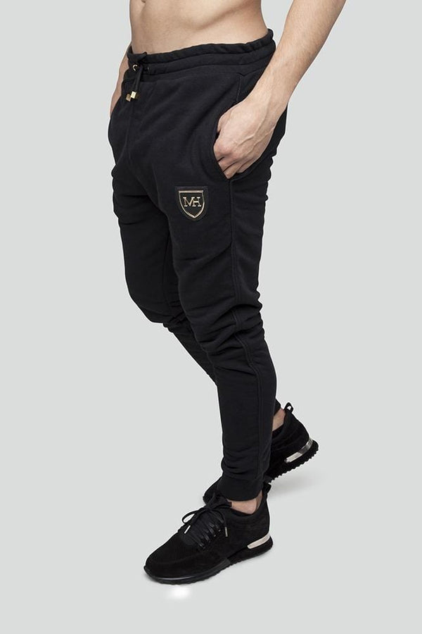 Turner Rope Black Jogger