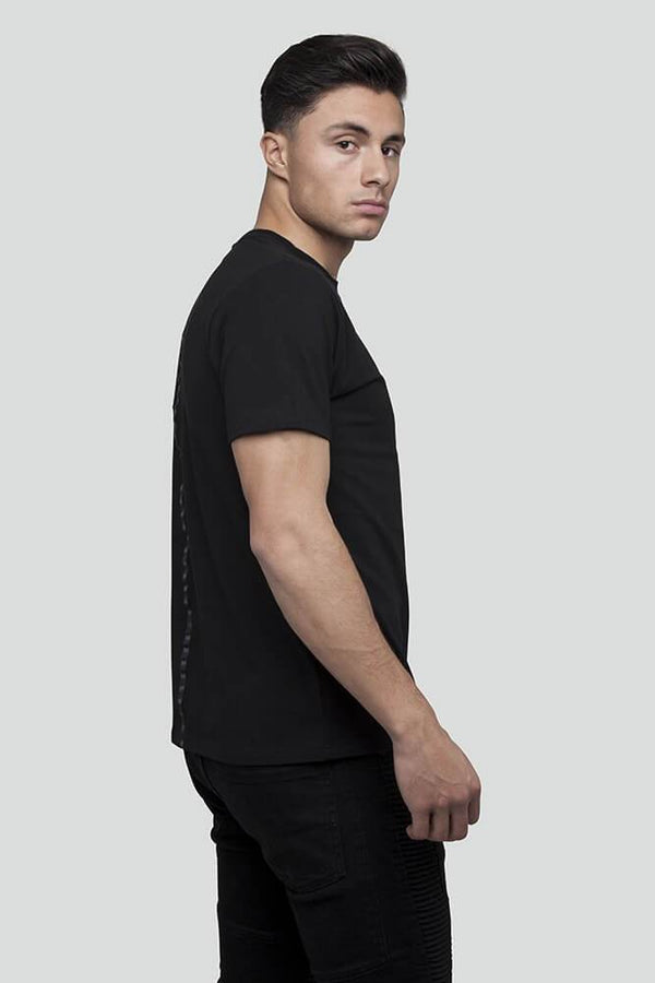 Essential Tape Black T-Shirt