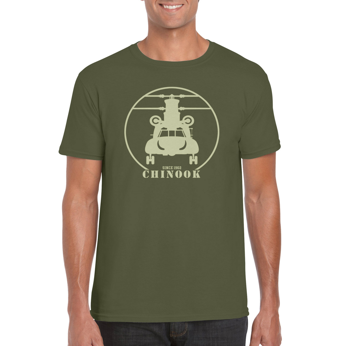 SINCE 1962 CHINOOK T-Shirt