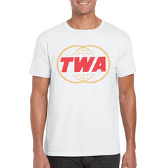 TWA RETRO LOGO T-Shirt