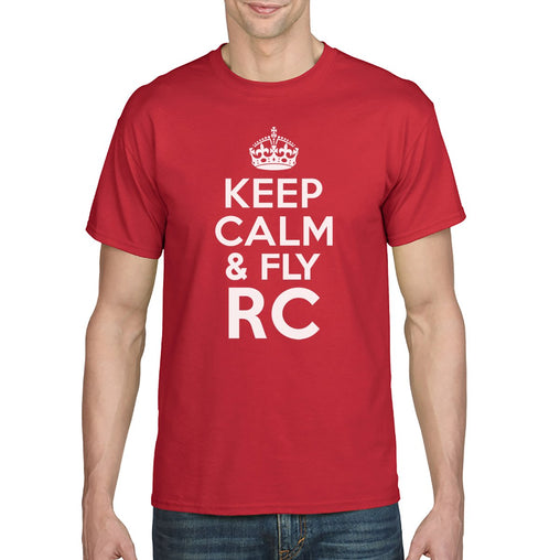 KEEP CALM AND FLY RC T-Shirt