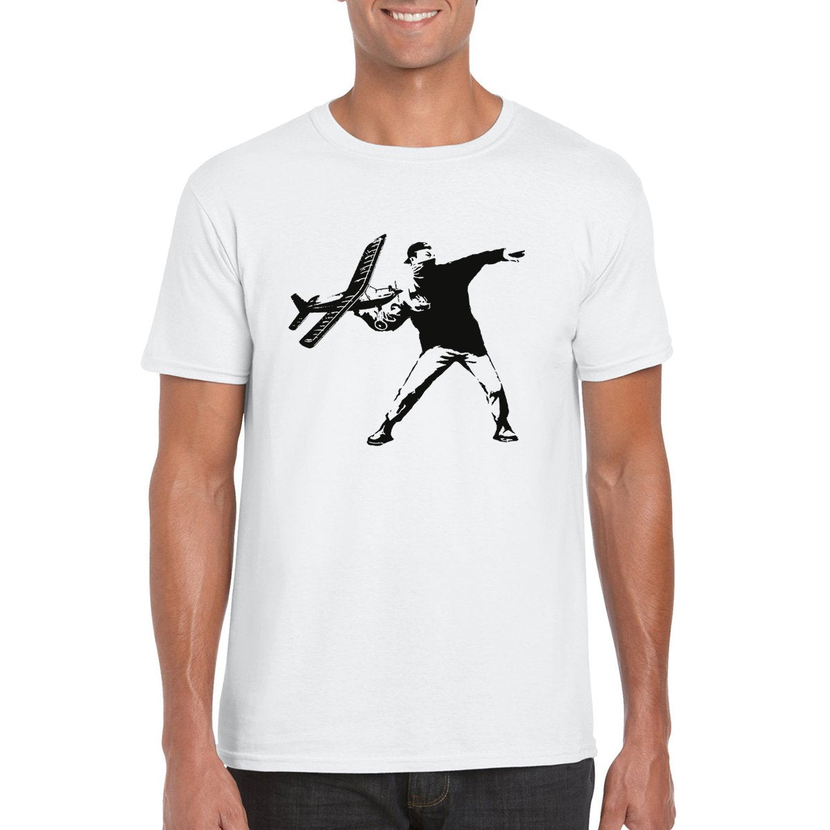 PLANE THROWER T-Shirt