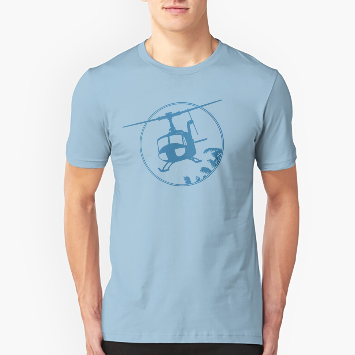 HUEY DUSTOFF T-Shirt