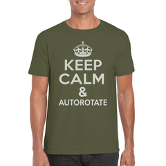 KEEP CALM AND AUTOROTATE T-Shirt