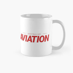 AUSTRALIAN AVIATION Mug