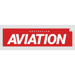 AUSTRALIAN AVIATION Stickers