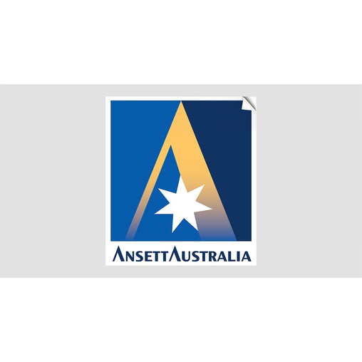 ANSETT AIRLINES Logo Sticker