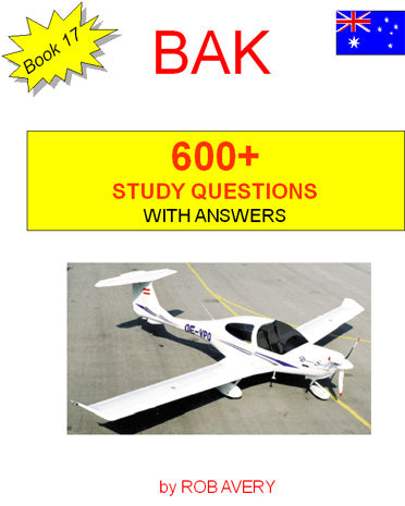 BAK  for CASA and RA-Aus Pilot Studies