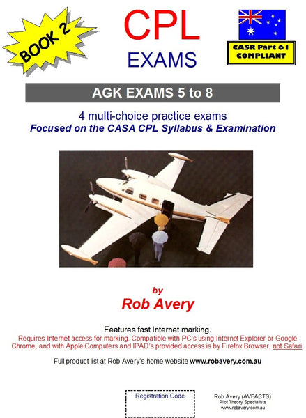4 CPL AGK Book of Exams 5-8 (Avfacts)