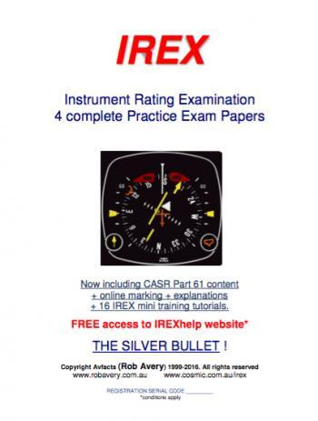 4 IREX Exams from Rob Avery