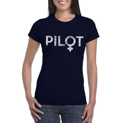 Women's Pilot semi-fitted T-Shirt