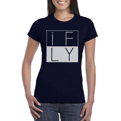 Women's IFLY semi-fitted T-Shirt