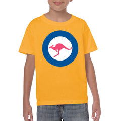 RAAF Roundel Youth Semi-Fitted T-Shirt