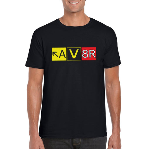 AV8R Unisex Semi-Fitted T-Shirt