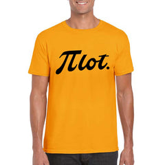 PI-LOT Unisex Semi-Fitted T-Shirt