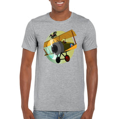 TALLY-HO Unisex Semi-Fitted T-Shirt