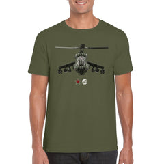 HIND Helicopter T-Shirt