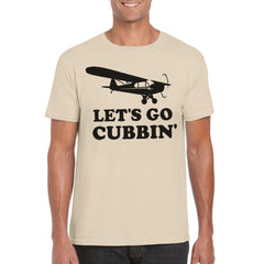 LET'S GO CUBBIN' Unisex Semi-Fitted T-Shirt