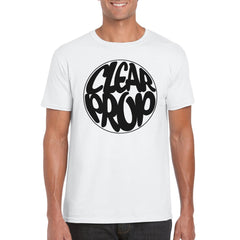 CLEAR PROP Semi-Fitted Unisex T-Shirt