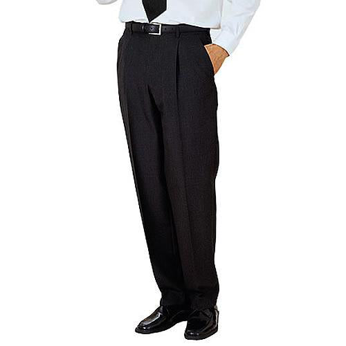 Male Navy Blue Trousers