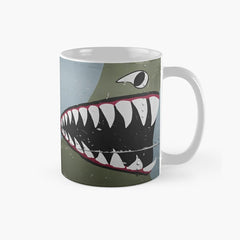 Nose Art Mug with Roundel