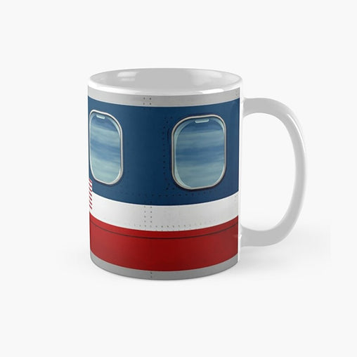 AIRLINE RETRO Design Mug 1