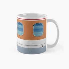 AIRLINE RETRO Design Mug 3
