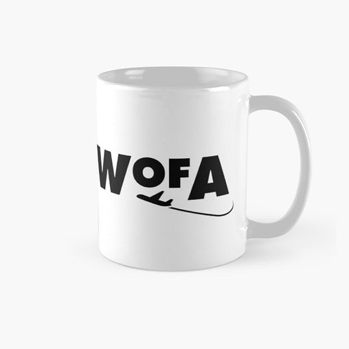 WORLD of AVIATION Mug