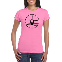SPITFIRE Women's Semi-Fitted T-Shirt