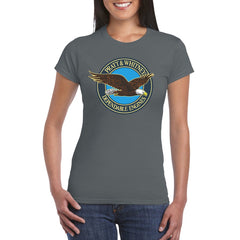 PRATT AND WHITNEY Women's Crew T-Shirt