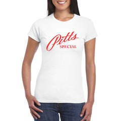 PITTS SPECIAL Women's Semi-Fitted T-Shirt