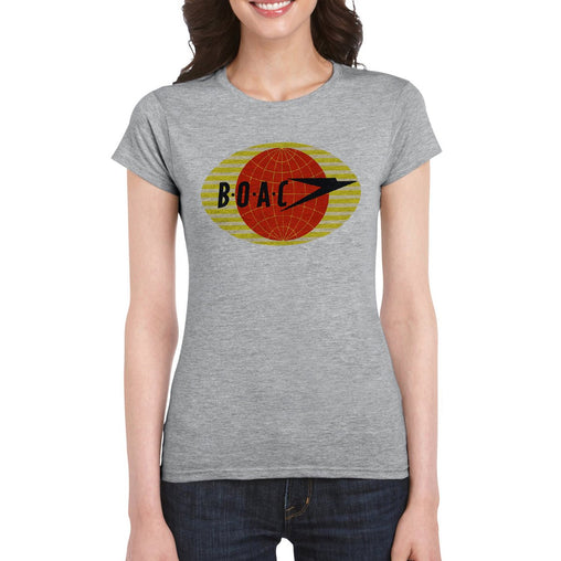 BOAC LOGO Women's T-Shirt
