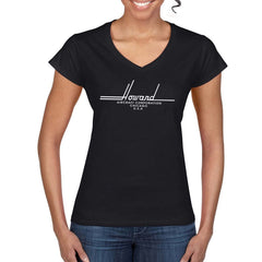 HOWARD AIRCRAFT CORPORATION Vintage Design Women's T-Shirt