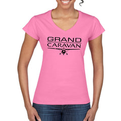 CESSNA GRAND CARAVAN Women's T-Shirt