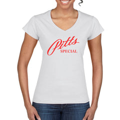 PITTS SPECIAL V-Neck T-Shirt