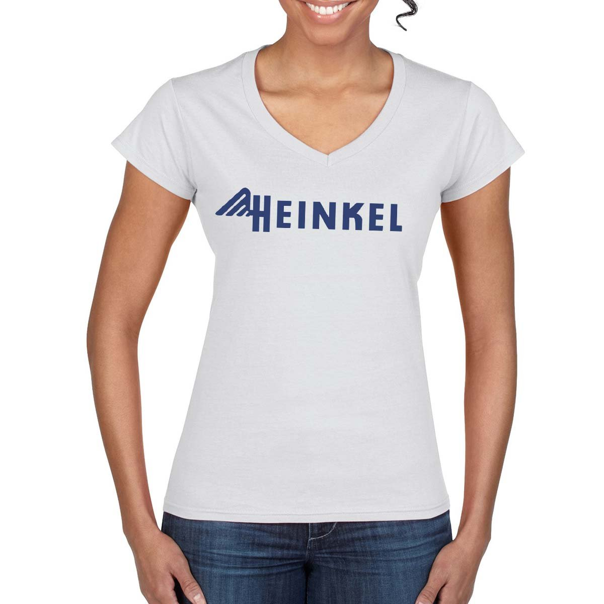 HEINKEL Aircraft Women's T-Shirt